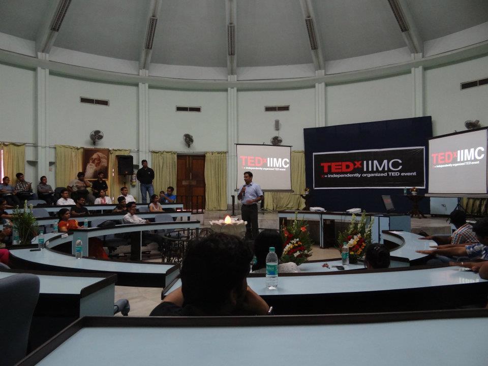 TEDxIIMCalcutta
