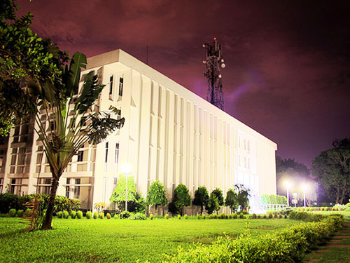 B.C. Roy Memorial Library, IIM Calcutta