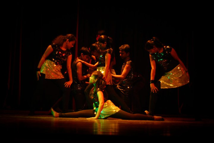 choreography club
