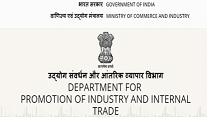 Department for Promotion of Industry and Internal Trade logo