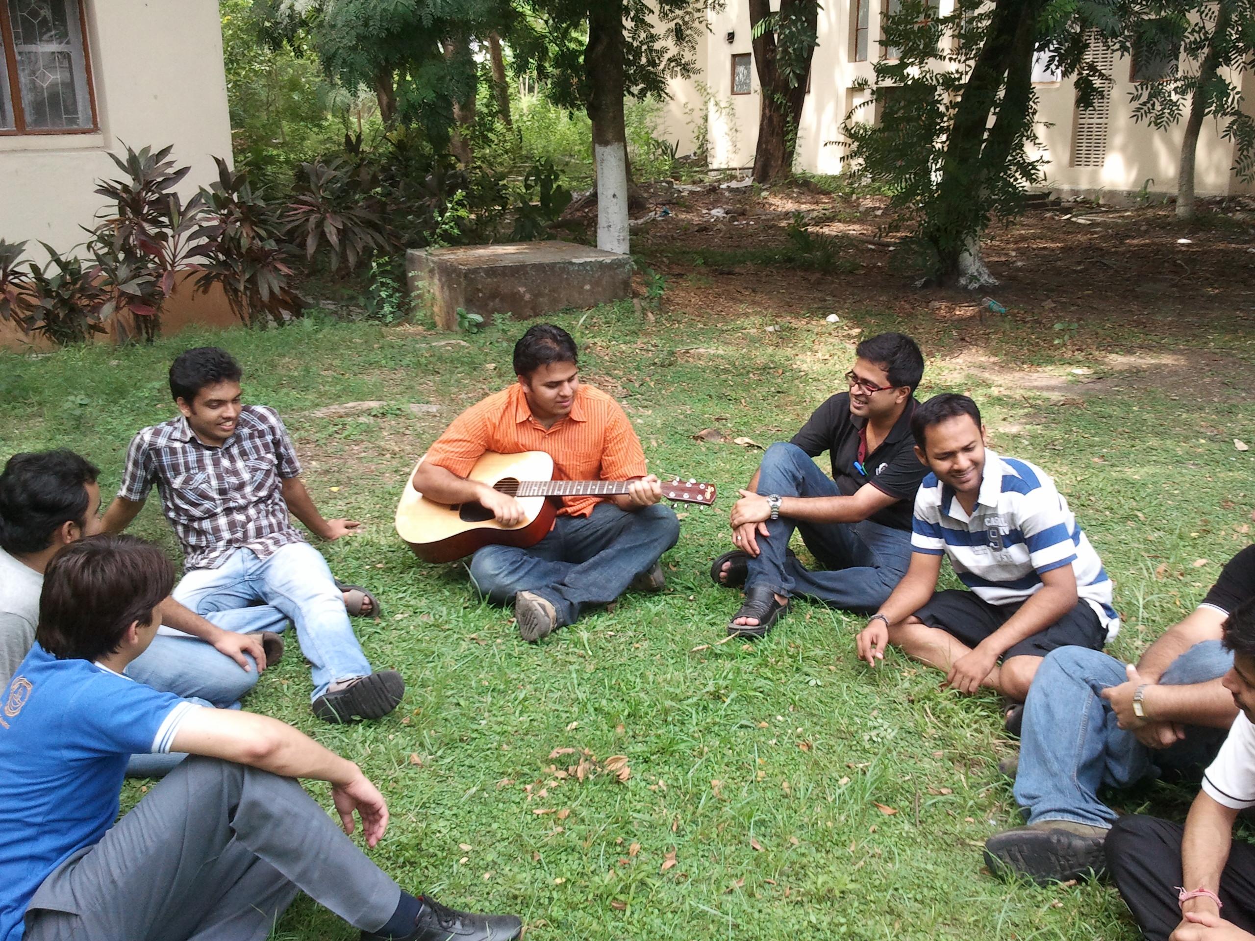 student life vlm